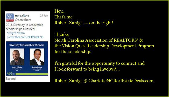 nc-vision quest leadership development-realtors-