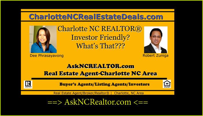 Charlotte Real Estate Realtor